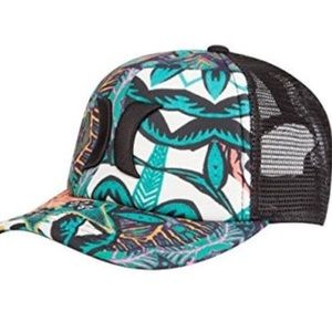 777cb6a9f1f Hurley Accessories - Hurley One and Only Women s Trucker Hat - Like New